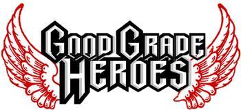 Good Grade Heroes Bulletin Board