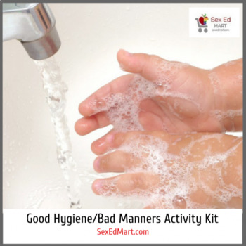 Good Hygiene/Bad Manners Activity Kit: Public Behavior and