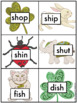 Good Luck Digraph Sort {CH, SH, TH, & WH}