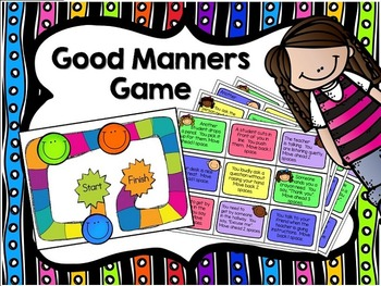 Good Manners Game