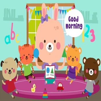 Good Morning Music Video for Children