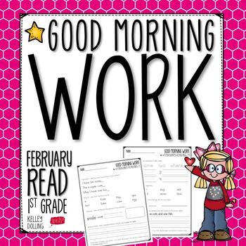 Morning Work - February (Reading)
