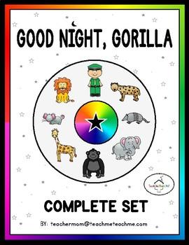 Good Night, Gorilla - COMPLETE SET