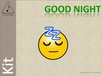 Good Night - Kit
