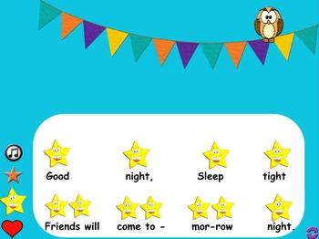 Good Night, Sleep Tight Activity Bundle