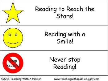Good Reader Bookmarks