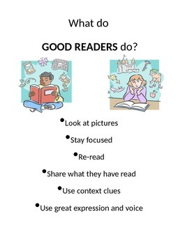 Good Readers