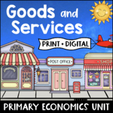 Goods and Services: Primary Economics