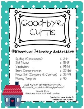 Good-bye, Curtis (Harcourt)
