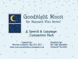 Goodnight Moon Speech & Language Companion Pack