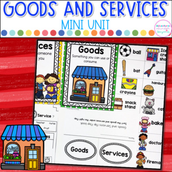 Goods and Services- Mini Unit