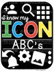 Google Apps ABC Posters with Cursive Letters