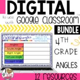 Google Classroom Angles Bundle