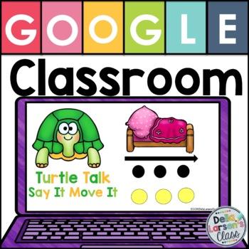 Google Classroom Phoneme Segmentation