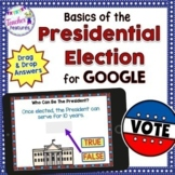 Google Classroom Presidential Election Day (Informational