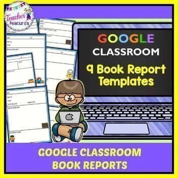 Google Classroom Writing Book Reports