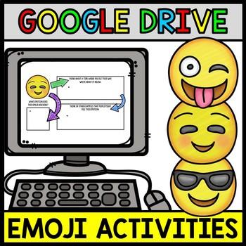 Google Drive - Emoji Literacy Activities - Special Educati