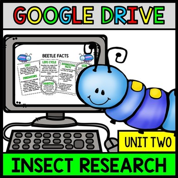Google Drive - Insect Research - Special Education -- Spri