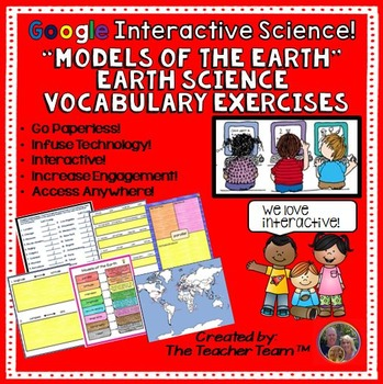 "Google Drive ""Models of the Earth"" Interactive Notebook fo"