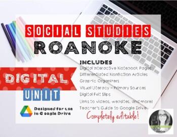 Google Drive Unit: Roanoke