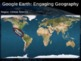 Google Earth: Engaging Geography assignment - CENTRAL AMERICA