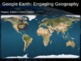 Google Earth: Engaging Geography assignment - EASTERN UNIT
