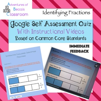 Google Form Self Assessment Interactive Challenge: Identif