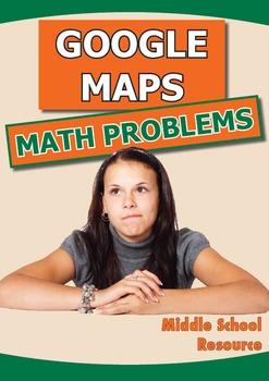 Google Maps Math Problems
