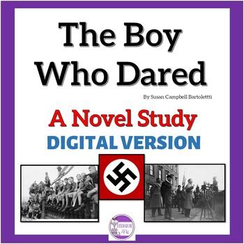 Google Resource: The Boy Who Dared Novel Study