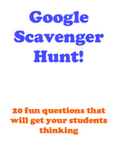 Google Scavenger Hunt