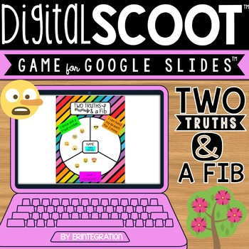 Google Scoot - Two Truths and a Fib Icebreaker