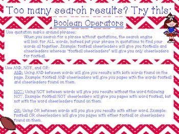 Google Search Tips - Boolean and Search Math