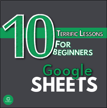 Google Sheets Bundle - 8 Great Lessons for Beginners