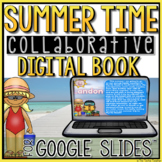 Google Slides Collaborative Book for the Summer Time☀