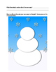 Goosebumps- Beware, the Snowman comprehension packet