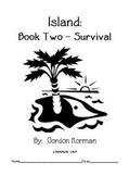 "Gordon Korman's ""Island - Book Two: Survival"" - Literature Unit"