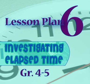 Gr. 4-5 Lesson 6 of 12: AM/PM . . .When Does it Change?