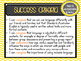 Gr 4 All English Learning INTENTIONS & Success Criteria!