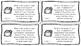 Gr 4 Math Journal Prompt/Topic Florida Standard B&W MD Mea