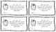 Gr 5 Math Journal Prompt/Topic Florida Standard B&W NF Num