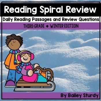 Gr3 Spiral Reading Review Days 61-90