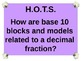 Gr4 Math Common Core Unit 5 Fractions and Decimals Noteboo