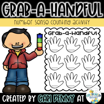Grab-A-Handful: One to One Correspondence