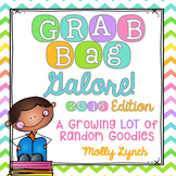 Grab Bag Galore - A Growing LOT of Random Goodies {2016 Edition}
