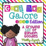Grab Bag Galore - A Growing LOT of Random Goodies {2017 Edition}