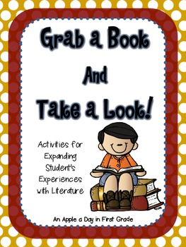 Grab a Book and Take a Look