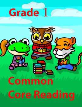 Grade 1 Common Core Reading: Informational Texts Cloze Hal
