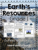 Grade 1 Earth Resources