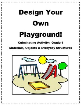 Grade 1 Materials, Objects & Everyday Structures - Playgro