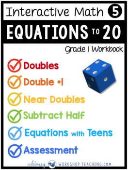 Grade 1 Math - Addition and Subtraction to 20 - Unit 5